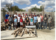 2012 Dominican Republic Missions Team banner