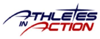 Athletes in Action- Alaska Baseball banner
