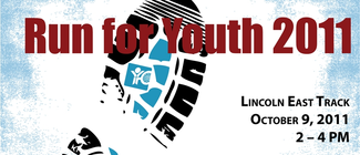 Run for Youth banner