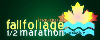 Fall Foliage Half Marathon & 5K banner