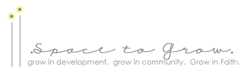 Space to Grow banner