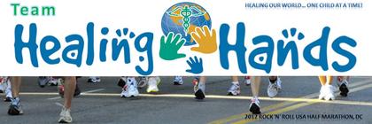Team Healing Hands banner