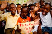Compassion Haiti Team / Stonecreek Students banner