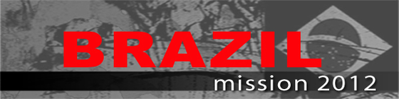 Brazil Mission Team banner