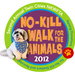 RSR at the No-Kill Walk for the Animals 2012