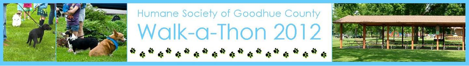 Walk-a-Thon 2012 banner