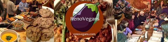 Reno Vegans banner