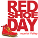 Red Shoe Day Imperial Valley