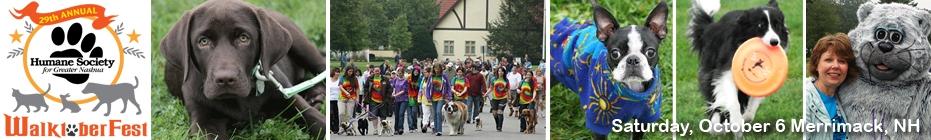 Walktoberfest 2012 banner