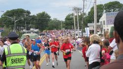 2012 Falmouth Run banner