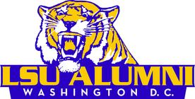 Washington DC LSU Alumni Chapter banner
