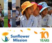 10 Year Gala Fundraising banner