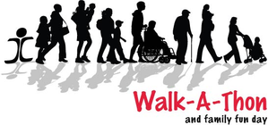 2012 Walkathon and Family Fun Day banner