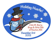 Holiday Hustle 2012 banner