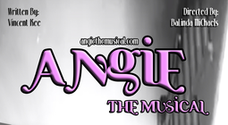 Angie The Musical banner