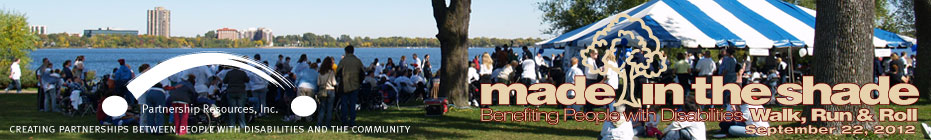Made in the Shade 2012 banner