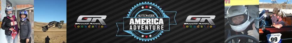 2012 America Adventure banner