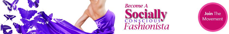 Socially Conscious Fashionistas banner