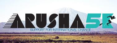 Arusha 5K Fundraising Team! banner