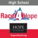 High School Race4Hope 2012