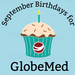 September Birthdays for GlobeMed