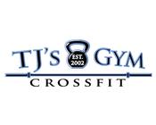 TJ's Gym banner