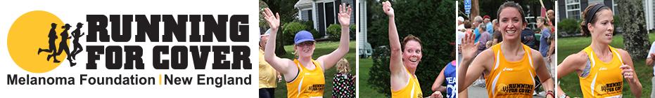 Running for Cover - 2013 Boston Marathon banner