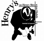 Henry's Coffee Shop & UpStairs Bar banner