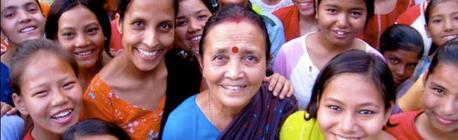 Dashain Festival Team FOMN banner
