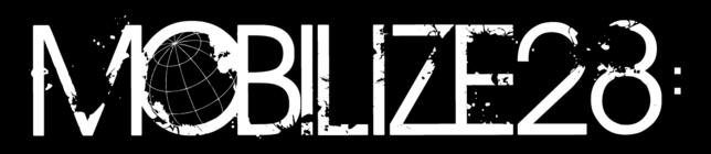 Mobilize28 banner
