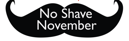 No Shave November @ TWC banner