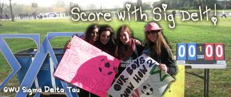 Sig Delt Soccer 2012 banner