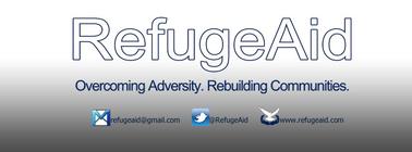 RefugeAid banner