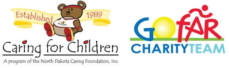 Caring for Children GoFarCharity 2013 banner