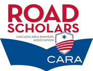 CARA Road Scholars - 2013 Bank of America Shamrock Shuffle 8K Team banner