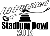 Unleashed at Stadium Bowl 2013 banner