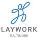 Team Playworks Baltimore -- Baltimore Running Festival 2013