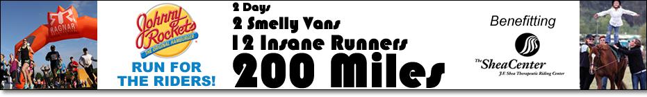 Rocket Ragnar Runners banner