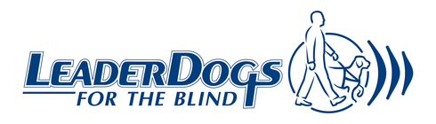 Dollars for Leader Dogs banner