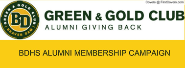 THE BEAVER DAM HIGH SCHOOL GREEN & GOLD CLUB! banner