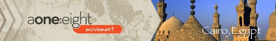 aone:eight Egypt 2013 banner