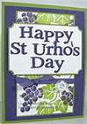 Moorhead St. Urho's Day Fundraiser banner