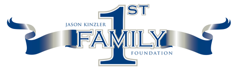2013 River Bank Run - Jason Kinzler Family First Foundation banner