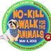RSR No Kill Walk for the Animals 2013