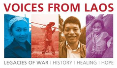 Women for Peace & Hope in Laos banner