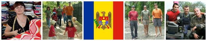 Walk for Economic Empowerment - Team Moldova banner