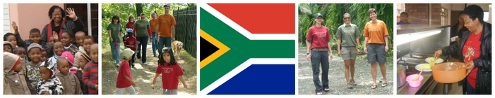 Walk for Economic Empowerment - Team South Africa banner