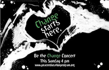 Chance Chums for Peace Ed! banner