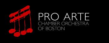 Pro Arte Walk-a-thon 2013 banner
