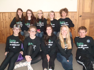 Youth Leadership Board - Camp Chief Ouray banner